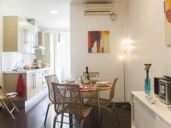 One-bedroom apartment<br/> Poble Nou Beach 1&nbsp;&nbsp;<small>(2 available)</small>